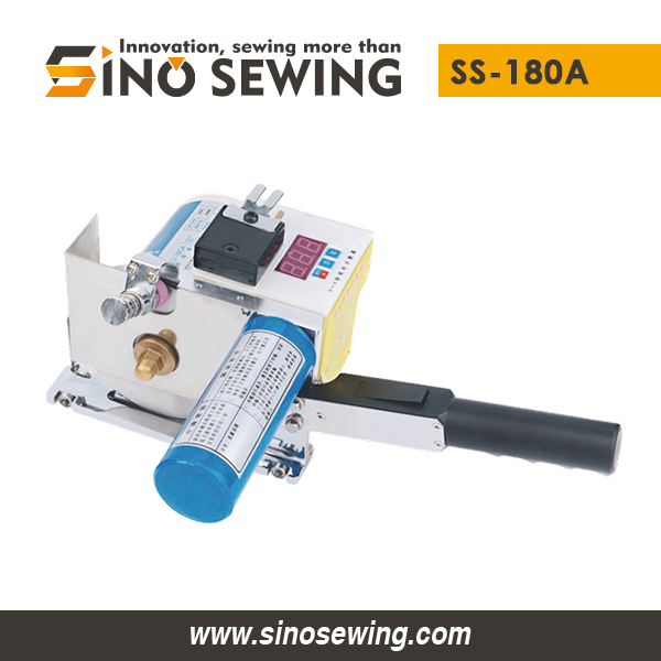 Fabric End Cutter without Burrs (SS-180A), Cloth Linear End Cutting Device with Factory Price